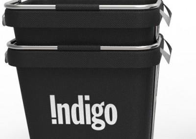 Indigo Shopping Cart