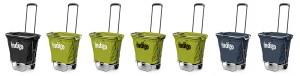 Indigo, shopping Cart, Design, product development, industrial design, design options, colours