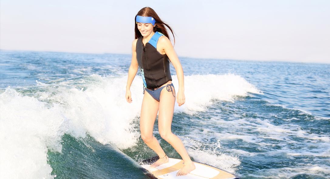 BRAINWAVE sport head protection