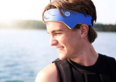Head Protection for Recreational Watersports BRAINWAVE
