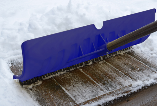 Snow Shovel- Brush Shovel