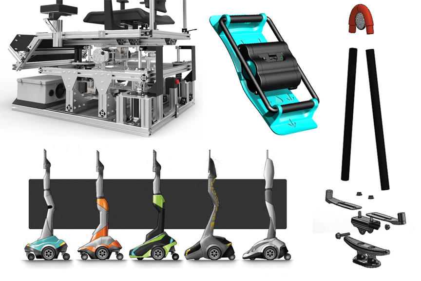 Commercial and Industrial Designers' Involvement in Your New Invention