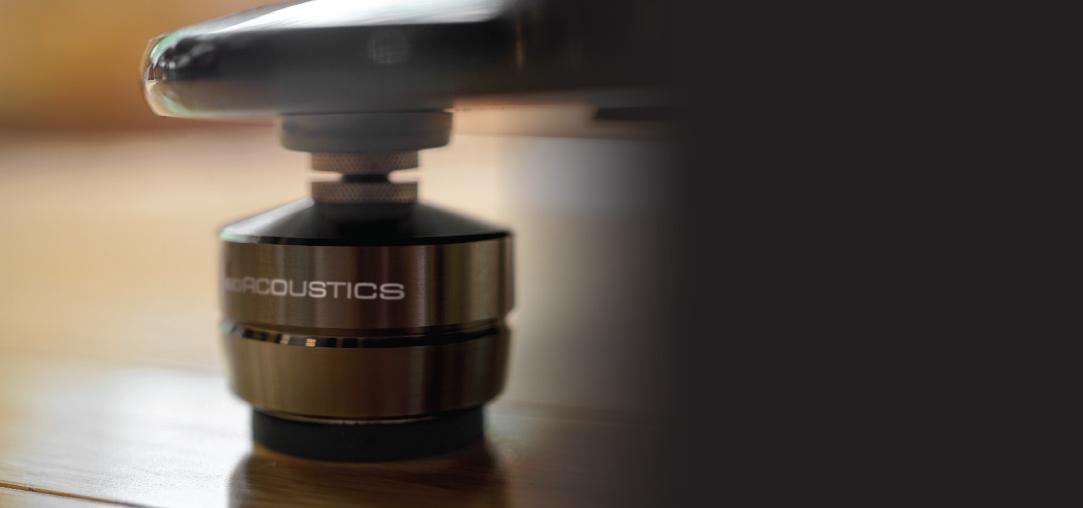 Iso-Acoustics GAIA Series