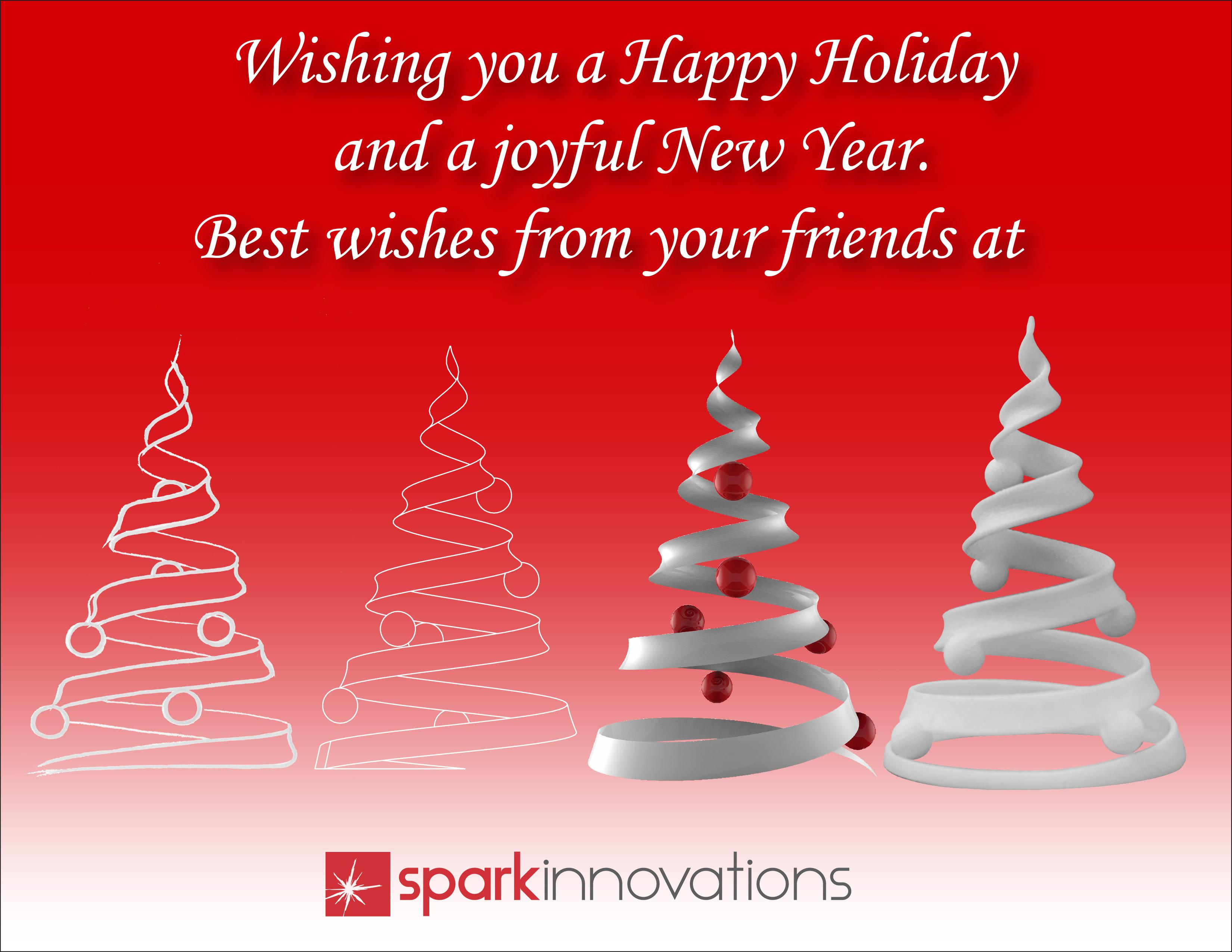 Spark's Christmas Card 2016
