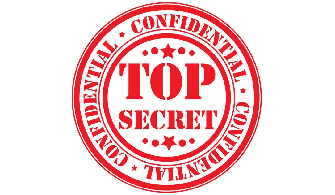 Non Disclosure Agreement   Top Secret