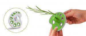 Herb Art, Patented, Raised Edges, herb stripper