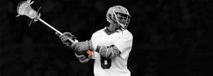 Sports Product design, lacrosse, end cap, measure data