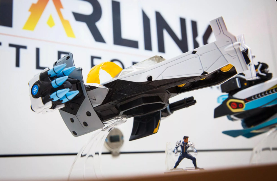 Ubisoft StarLink Ship