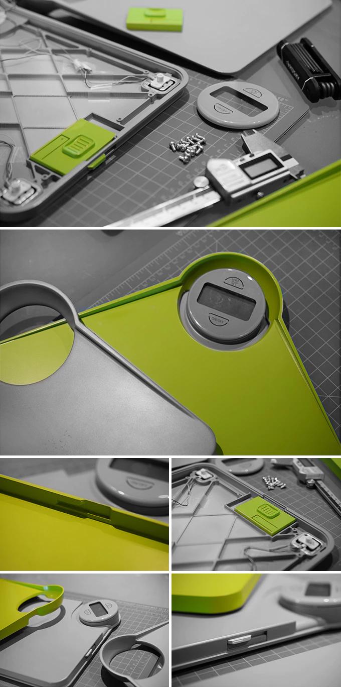 NutriScale Final Product| Kickstarters Campaign
