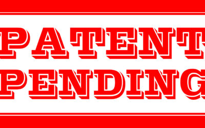 What is patent pending?