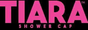 Logo, Tiara, shower cap
