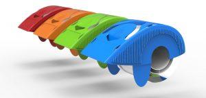 Palm, Tape Dispenser, Industrial Design, product design