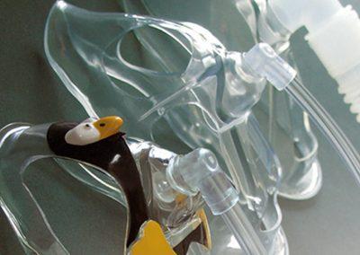 Penguin Oxygen Mask