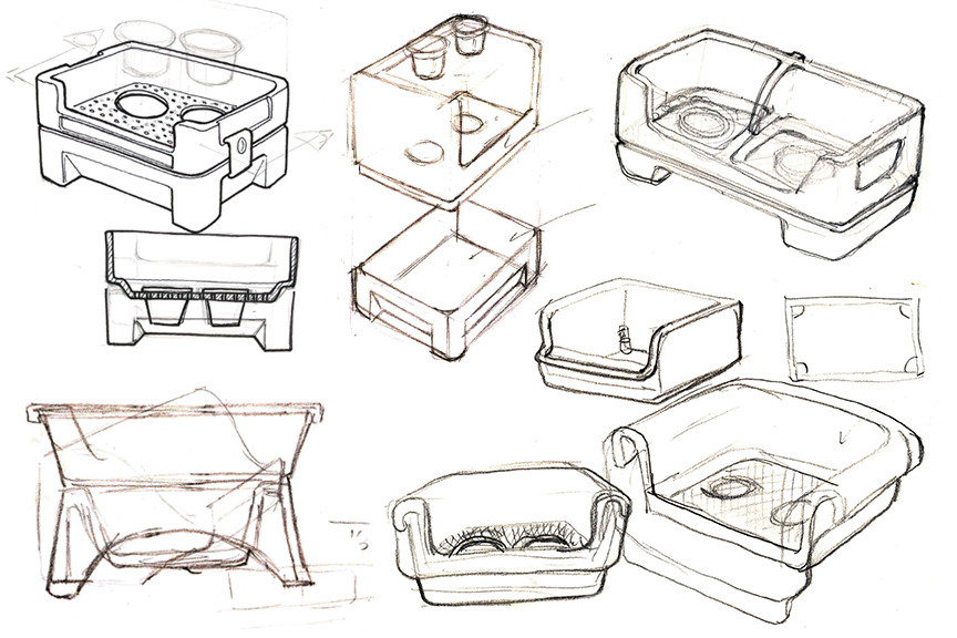 Product Design Sketches | Concepts