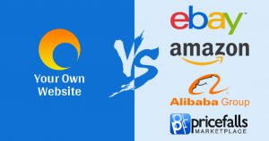 sell online, third party, Develop, an idea, take it to market, website, online sales