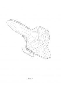 Design patent, patent drawing, patent illustration