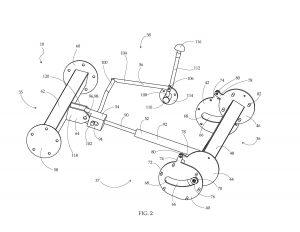 Utility patent, patent drawing, patent illustration
