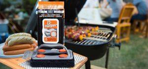 Q-Swiper, BBQ, Grill Cleaner, industrial design
