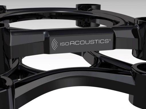 New ISO Series Isolation Stands – IsoAcoustics