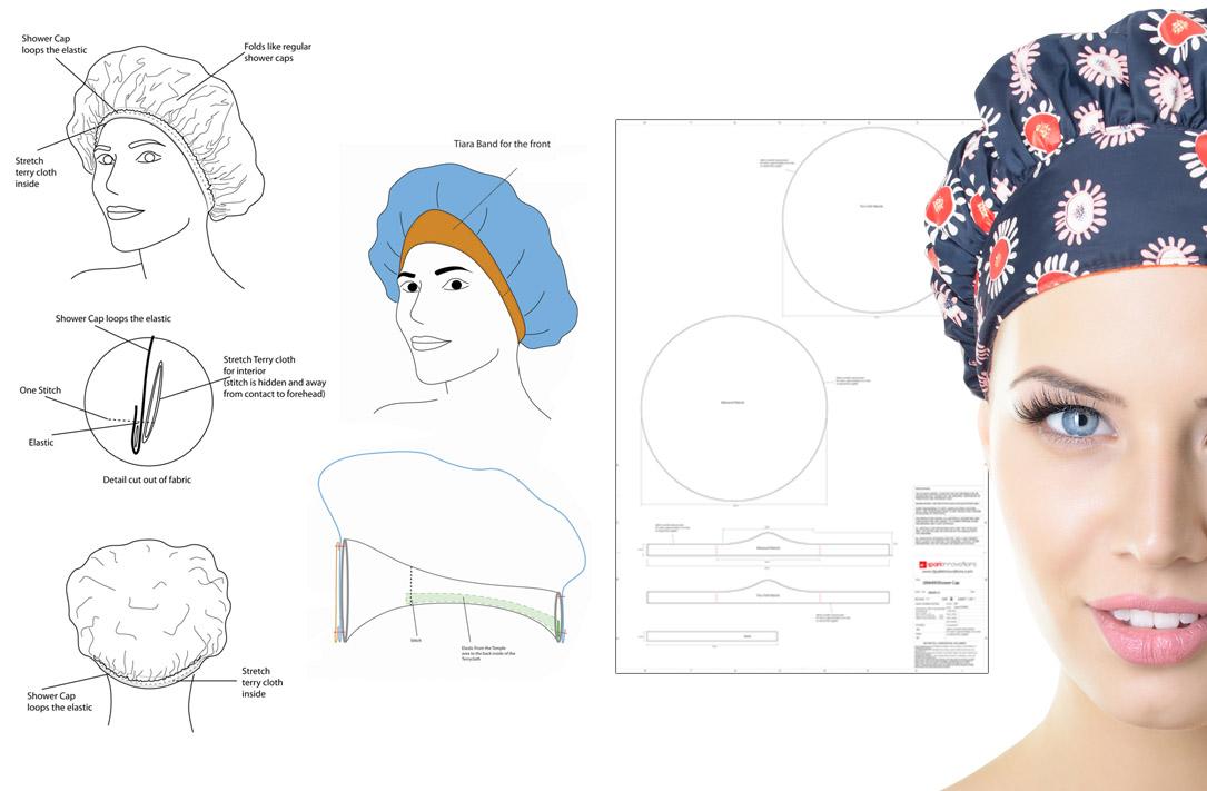 Product Design | Shower Cap Design