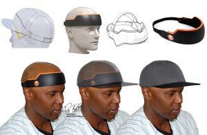 Product Design, BCL, ball cap liner, product development