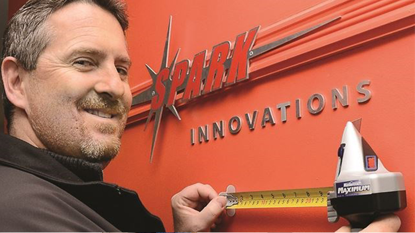 Aurora inventor braves Dragons' Den for second time