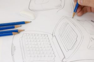 Product design, Industrial design, sketches, concepts