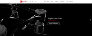 Spark, Innovations, Website, Design, marketing, sales