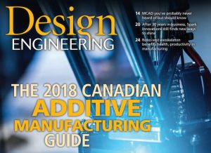 feature, magazine, spark, Design Engineering Magazine feature