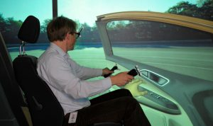 Product design, ford, virtual reality, easier process, efficient design development