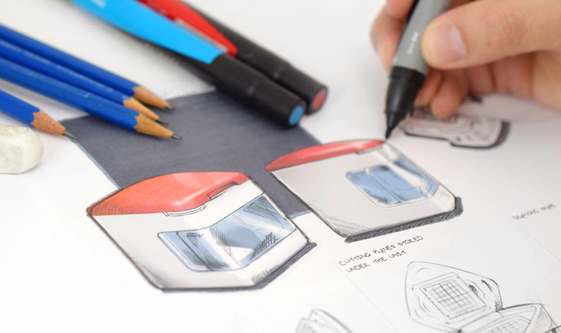 Industrial Designer | Design language of a product