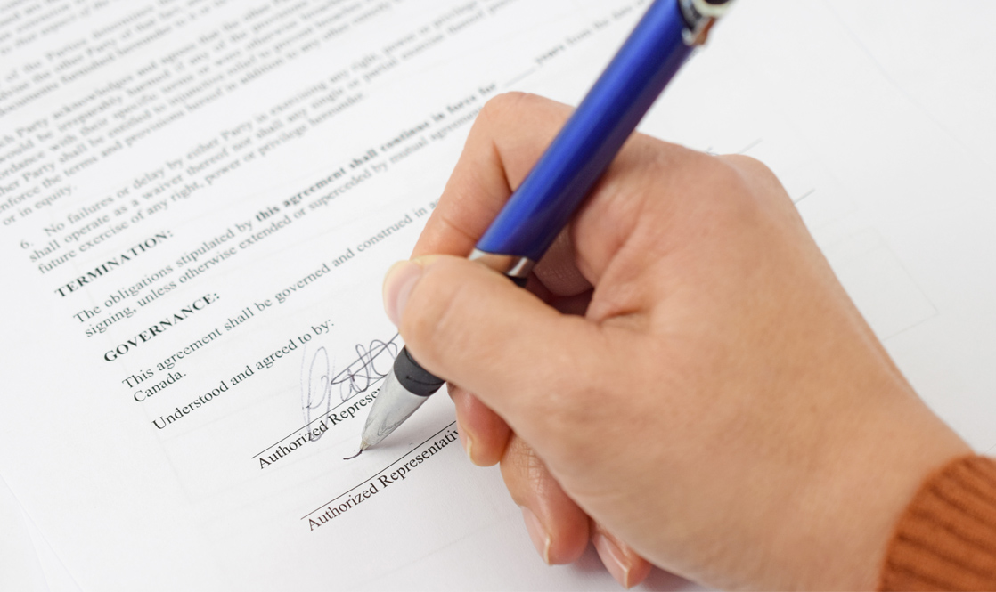 Non-disclosure agreement uses