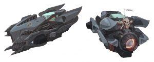 Nadir Ship, Startlink Battle for Atlas, Ubisoft, Ubisoft's modular starship toys development