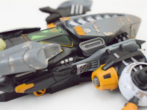 Ubisoft's modular starship toys development, for STARLINK