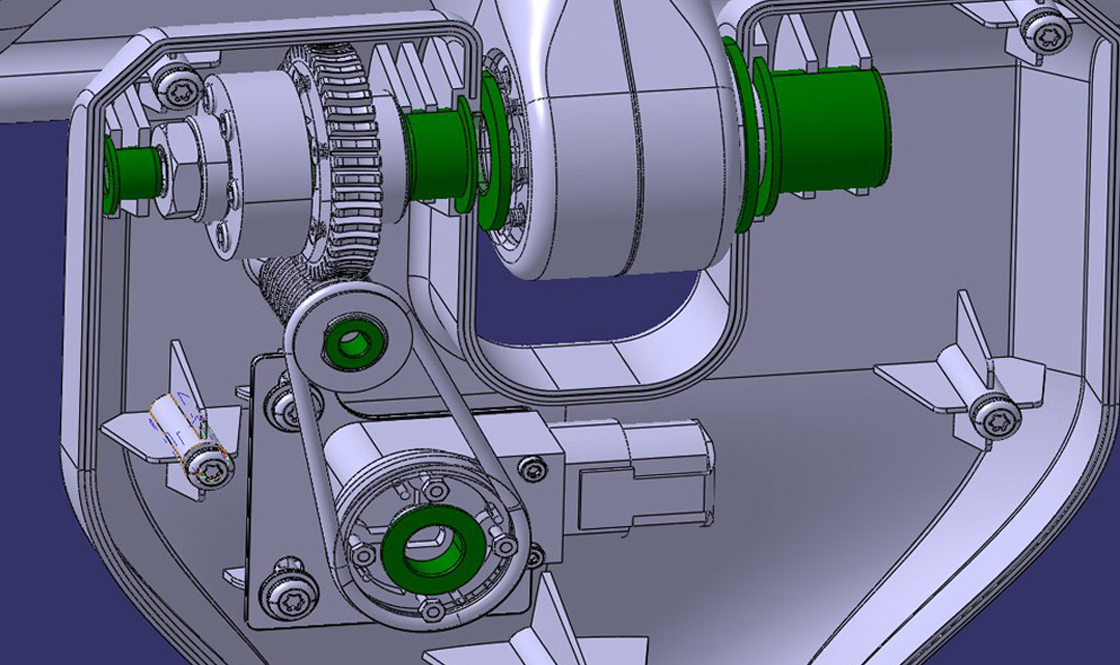 Mechanical Engineers Help Make it Real