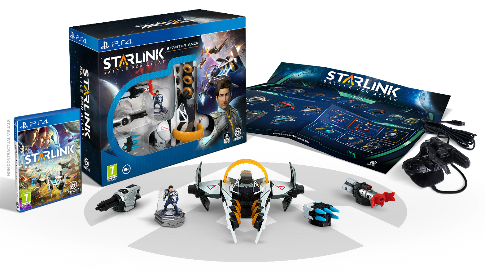 Startlink Battle for Atlas Final Product in stores