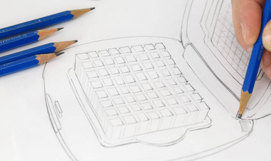 Industrial design Ideation