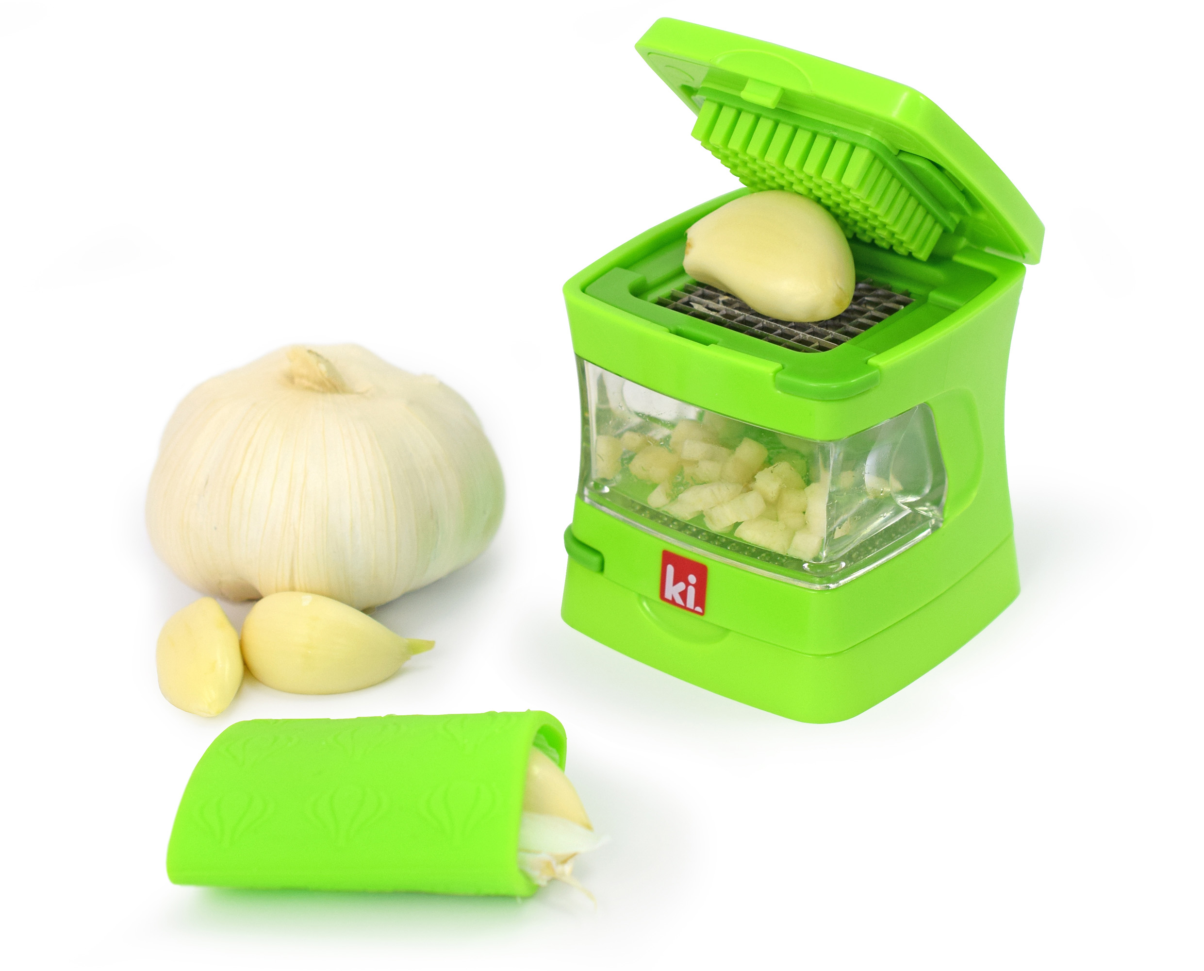 Best Garlic peeling tool