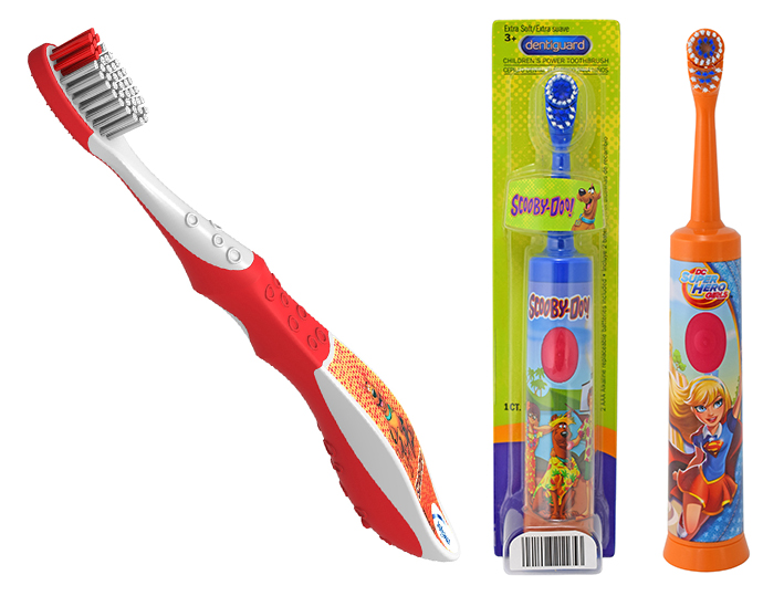 Children's Toothbrush Design