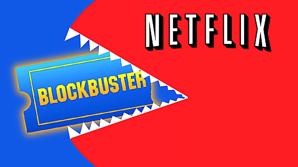 Millennial's  influence on product development | Netflix killing blockbusters is a great example