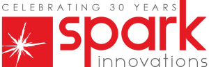 The Spark Innovations team celebrating 30 years in business