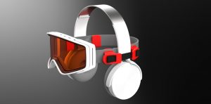 The Jam Bands secure your headphones to your goggles