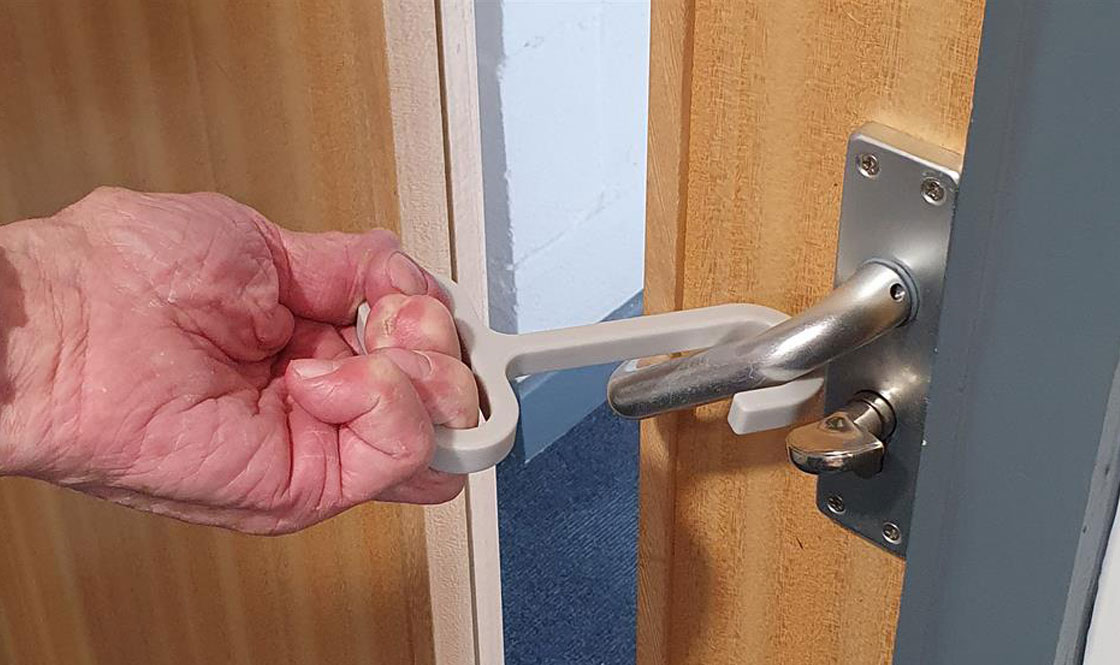 Cool door openers helping during the COVID-19 pandemic | Hygiene Hook