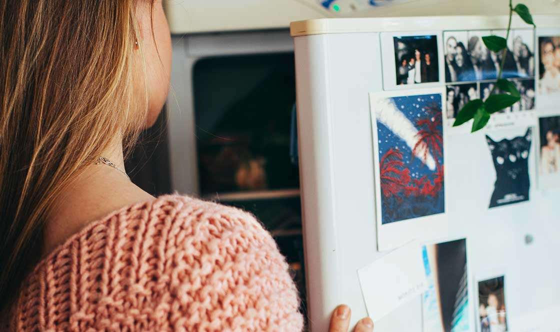 Tips For Product Designers Working From Home | Stay away from your fridge