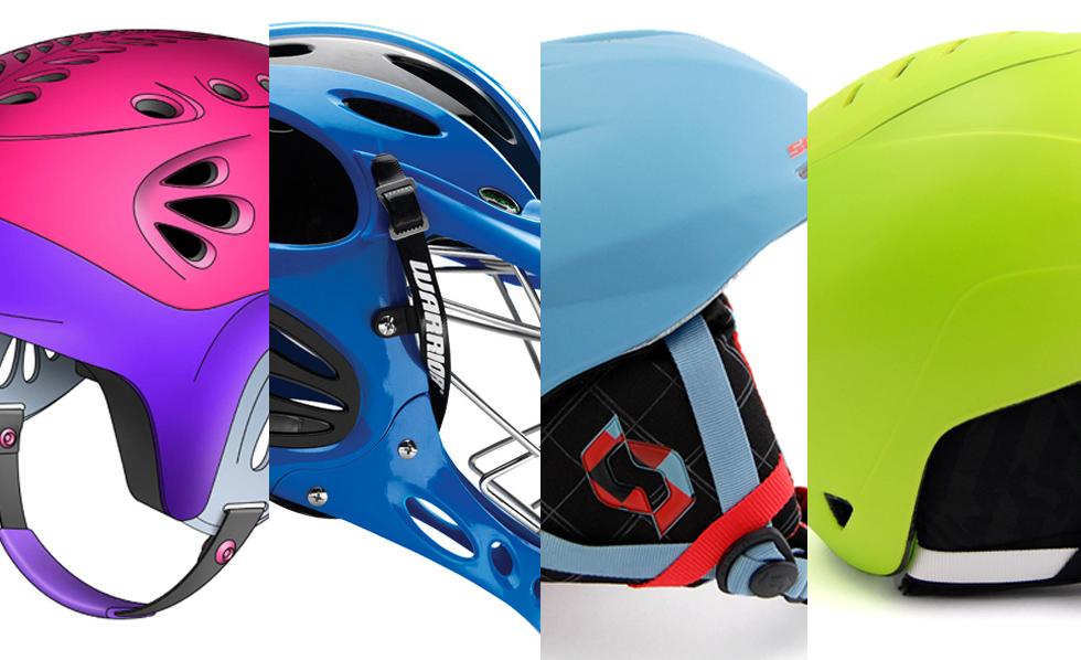 3D Helmet Design