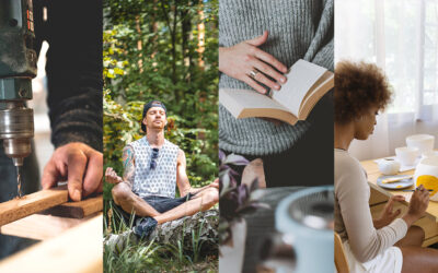COVID UPDATE: Self-Improvement Month