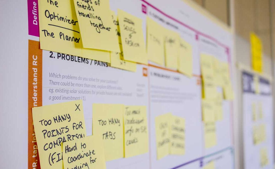 Steps to Developing a New Idea